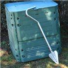 Aérateur mélangeur pour compost
