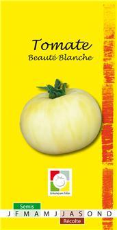 Tomate beauté blanche AB Bio