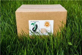 Pack amendement 100 litres pour 10 m² de jardin potager et fleurs utilisable en Bio