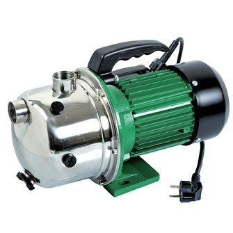 Pompe d´arrosage autoamorçante en inox 970 W 45 l./min. refoulement 40 mètres